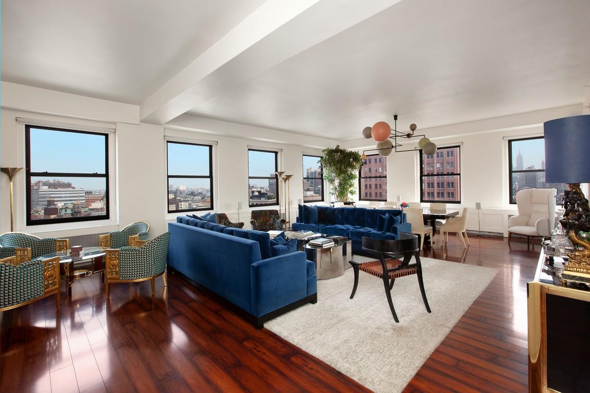 90 Franklin Street Interior Photo