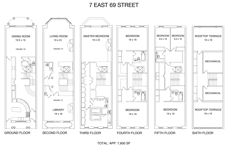 7 East 69th Street Interior Photo