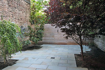 It is a sensational two-bedroom, and it is almost all about the Garden, which is the best for the mind and spirit! This beautiful residence offers two bedrooms, two bathrooms plus home office and a fully landscaped rear yard that provides a relaxing oasis all year round. Designed by David Howell and developed by GRID group, this incredible home boasts a gracious living area that flows into the Garden perfect for relaxing and entertaining. The spacious windowed kitchen with Italian cabinetry has an extra-large marble island, built-in buffet, and Liebherr, Bosch, and Bertazzoni professional-grade appliances. Bathrooms include Bianco Dolomiti, Sivec and grey velvet tile with Toto and Zuma fixtures. Oversized European tilt and turn windows allow for incredible light and 9' ceilings and custom doorways provide a sense of openness. This apartment also features wide plank oak floors, central A/C, a vented washer/dryer and a 70 SF storage room.