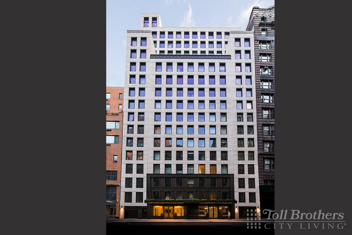 Condominium for Sale at 55 West 17th Street 1302 55 West 17th Street New York, New York 10011 United States
