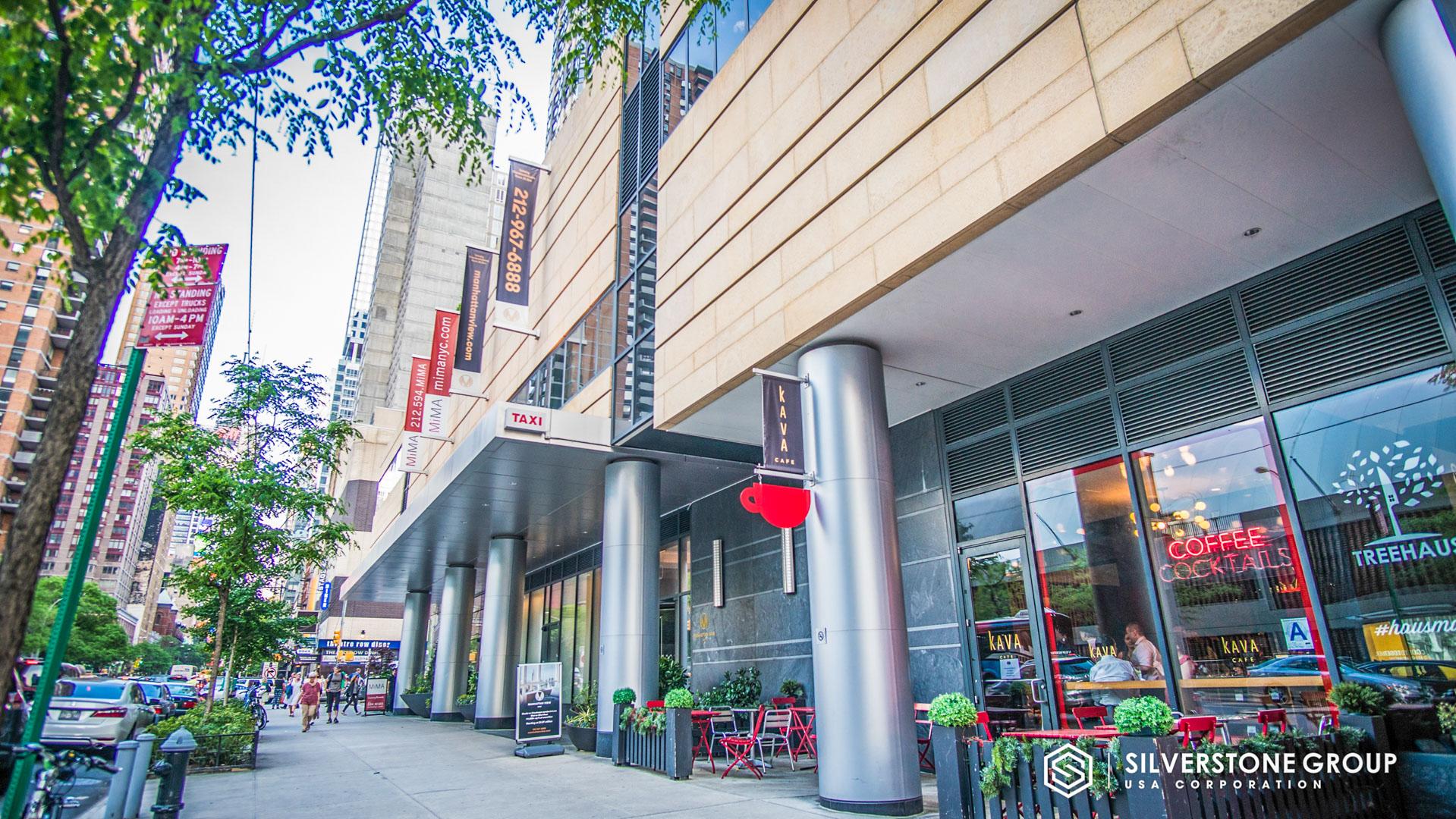 460 West 42nd Street 56M Clinton New York NY 10036