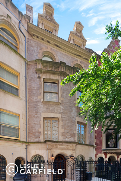 Single Family Home for Sale at 318 West 81st Street 318 West 81st Street New York, New York 10024 United States