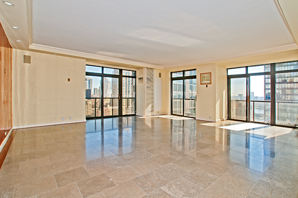 A Great Family Home! This 4 Bedroom and 4.5 Bathroom Residence is Ideal for Family Living. The Living & Dinning Room is 26 Feet X 25 Feet with 9 Foot Ceilings which makes this a grand entertainment space with a wrap-around-balcony and Floor to Ceiling Windows overlooking the East River and dramatic views of Manhattan's Skyline. The Windowed Eat-In-Kitchen is a great family room and is fitted with a banquet setting. There is a Walk-in-Pantry in the hallway which is equipped with an additional Sub-Zero Refrigerator for added food storage and convenience. The Master Bedroom is 23 Feet by 12.5 Feet with a Wrap-Around-Balcony and has Views Facing North, East and West with Sunlight all day long plus an En-Suite Windowed Bathroom with Double Sinks and a Steam Shower. The Walk-in-Closets are fitted with Rosewood California Cabinetry to fulfill your Closet needs. There are 2 other very large Bedrooms with en-suite Bathrooms and lots of closets. Each and every room in Residence 27AE has open and dramatic views of the East River and Manhattan's Skyline. A Full Laundry Room equipped with a Washer and a Dryer is available to you.100 United Nations Plaza is an Elegant White Glove Condominium and is strategically located in the heart of Midtown Manhattan. The 24/7 Concierge/Doorman Condominium is equipped with a Gym, a Lounge Area for Residents, A Parking Garage, Full Valet Services, Laundry Room, Storage and a Stream of Water falls surrounded within a park. Call RSNY Realty @ 917-494-4476 for a Private Tour of Residence 27AE @ 100 UN Plaza