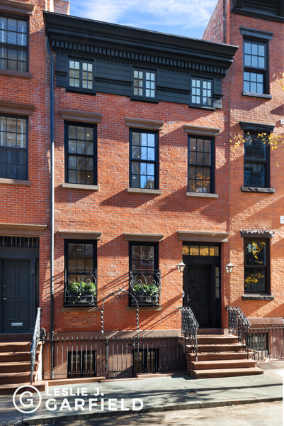 Single Family Home for Sale at 313 West 4th Street 313 West 4th Street New York, New York 10014 United States