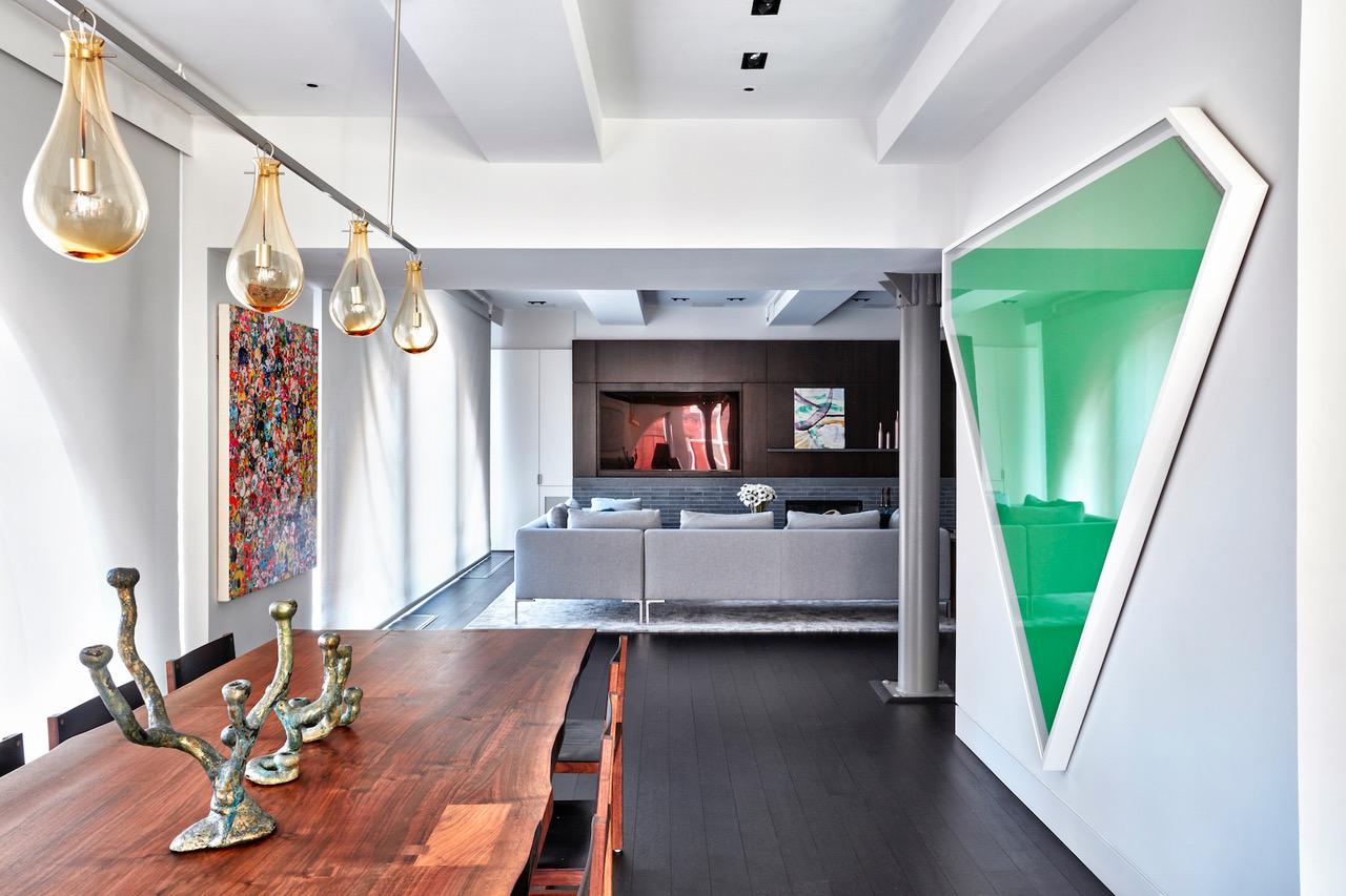 161 Duane Street Interior Photo