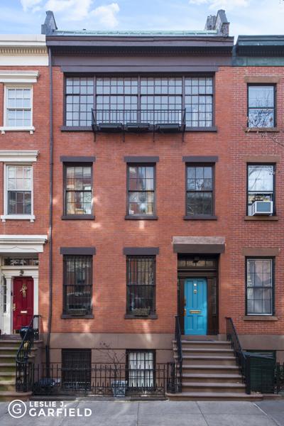 34 Perry Street, W. Greenwich Village, New York