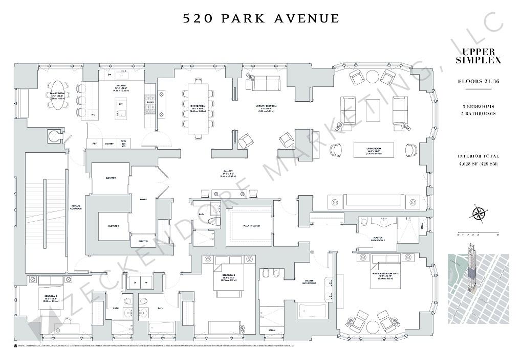 520 Park Ave New York Ny 10065 Apartable