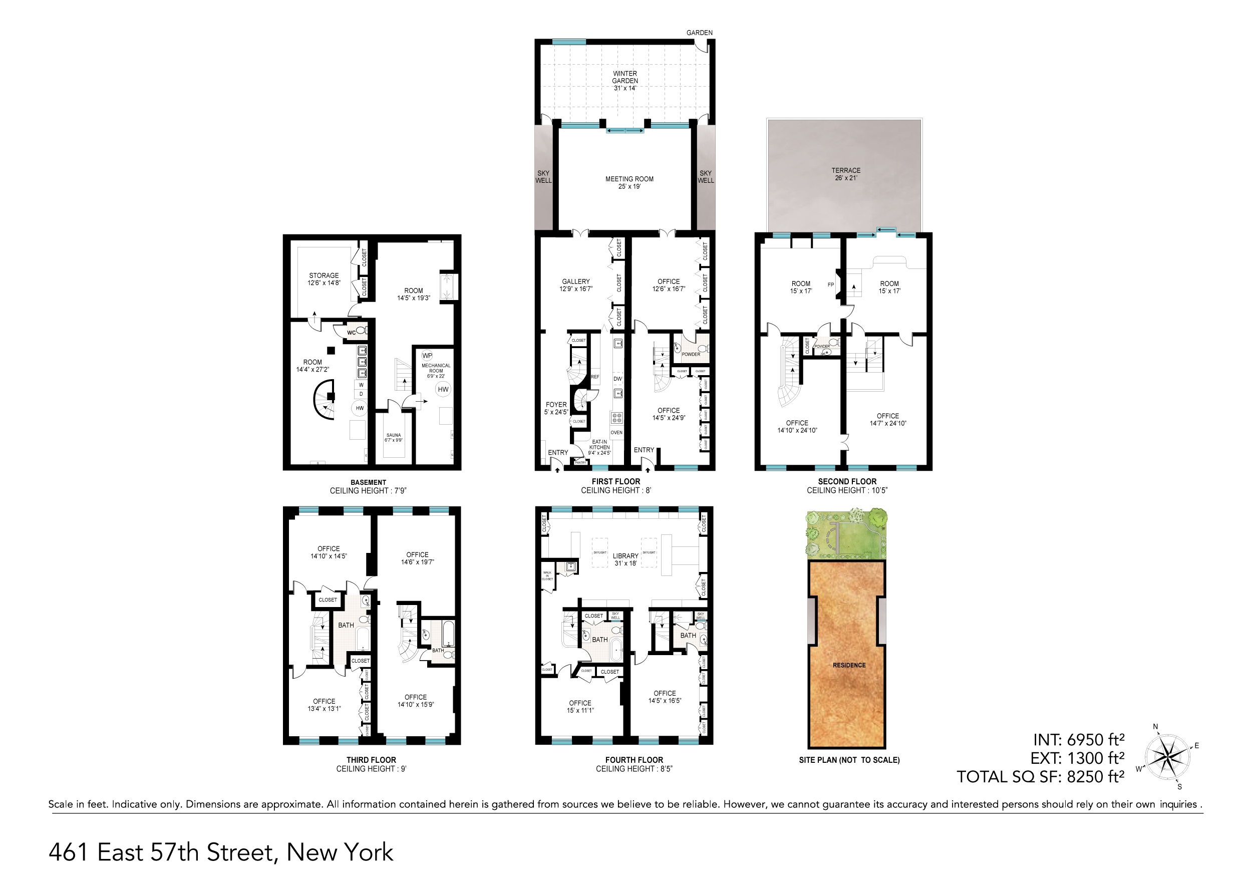 461 East 57th Street, Sutton Place, New York