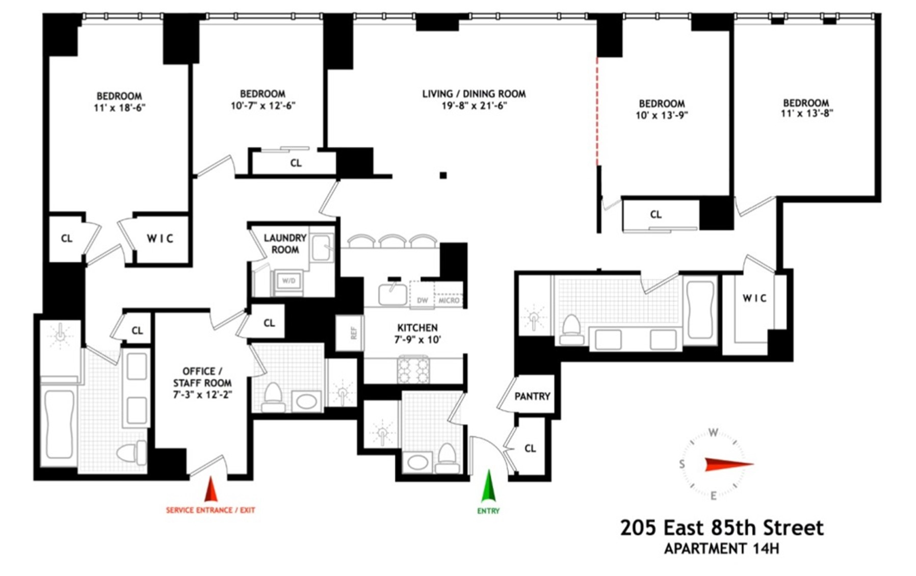 205 East 85th Street Upper East Side New York NY 10028