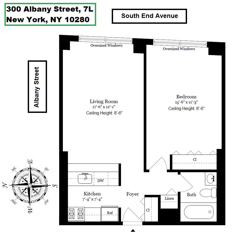Albany City Website Property Assesments